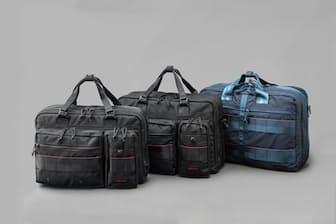 ミリタリーの雰囲気をビジネスバッグに取り入れ人気のブリーフィングから、人気のブリーフケース3モデルを紹介する