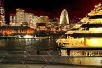1位の横浜港大さん橋国際客船ターミナル(横浜市)