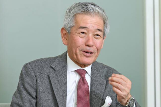 旭酒造の桜井博志会長
