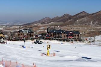 プリンスホテルは中国・吉林省で「松花湖プリンスホテル」と「松花湖スキー場」を軌道に乗せた実績がある