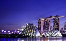 シンガポールはデジタル化を推し進める