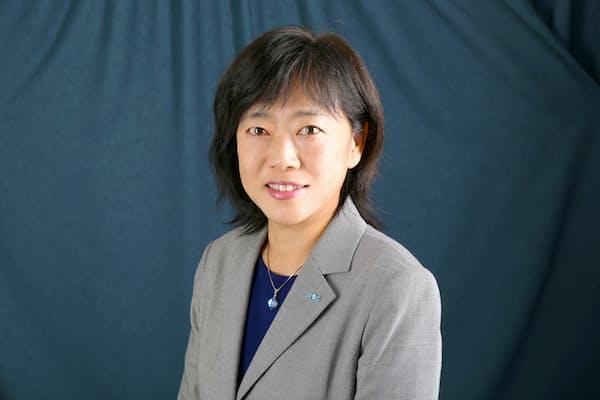 木島葉子・アフラック取締役常務執行役員