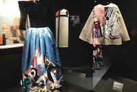 ピカソ、モンドリアン、ブラックなどの芸術家にインスパイアされたイヴ・サンローランのコレクション