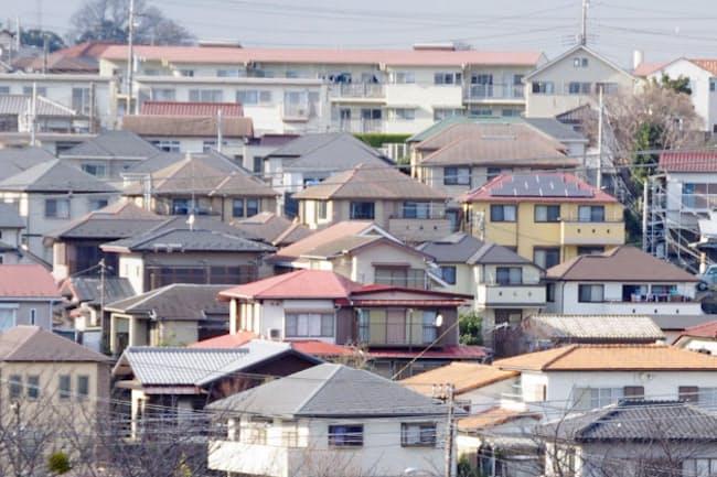 自宅の土地の評価額は特例適用で8割減に