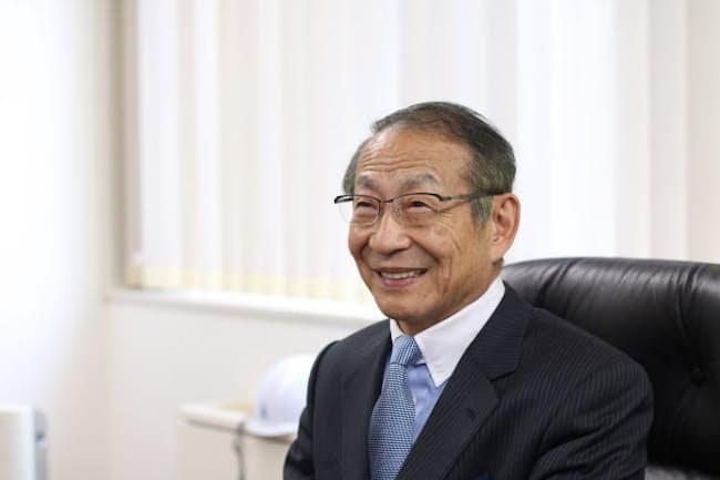 旧住友銀行時代、いきなりの英国赴任は「飛ばされた」と思ったと話す吉田博一氏