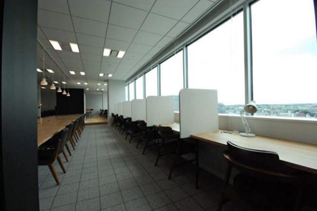 サテライトオフィスを設ける企業も(横浜市)