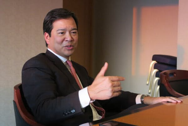 米ベイン・アンド・カンパニーのワールドワイド・マネージング・ディレクターに就任したマニー・マセダ氏