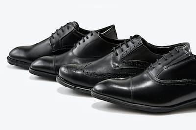 ビジネスシューズの中から軽くて履きやすい革靴をピックアップした