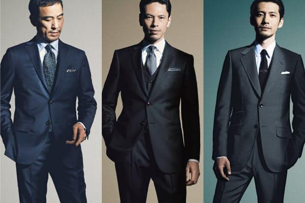 cheap for discount f62ec 0f39a イタリア3大ブランドでお試し スーツを注文でつくる|Men's ...
