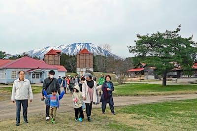 1位 小岩井農場(岩手県雫石町)