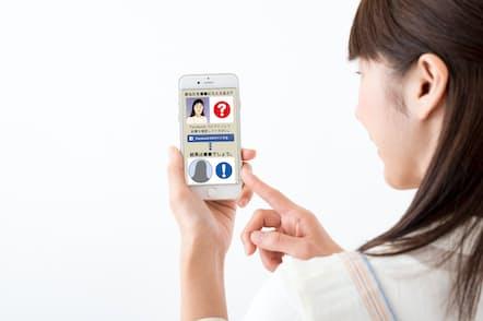 楽しい「診断系アプリ」だが、落とし穴があることも(写真はイメージ=PIXTA)