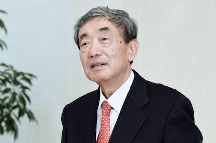 松本晃カルビー会長兼CEO