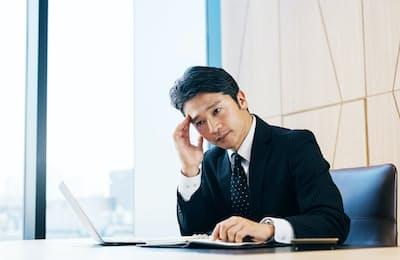 孤独な社長業に向かない性格の人もいる。 写真はイメージ=PIXTA