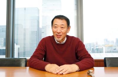 リーダーシップコンサルティングの岩田社長