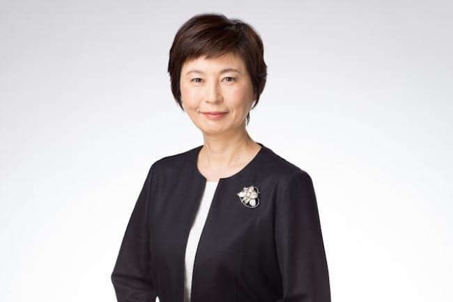 岩崎玲子・トッパンマインドウェルネス代表取締役