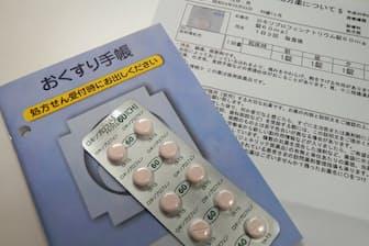 薬局に行くときはお薬手帳を持っていこう
