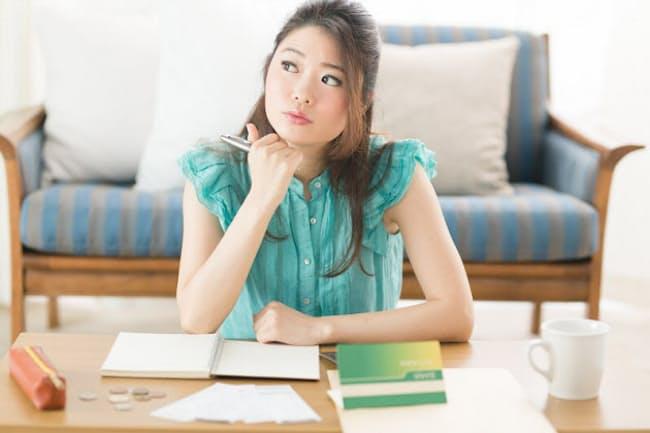 働く女子にはお金の不満や不安がいっぱい(写真はイメージ=PIXTA)