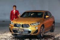 BMWが「X2」を発売した。ライバルとなるSUVとの違いは?(日経トレンディネットより)