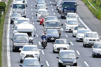 2018年のGWは17年に比べ高速道路の渋滞が多く発生する見通し