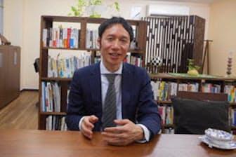 大手監査法人で活躍していた公認会計士の矢野琢磨さんは「大都市にいると地方に仕事がないと思いがちでだが、そんなことはない」と話す