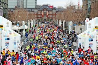 1位の「東京マラソン」
