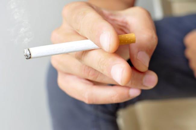 タバコの本数を大幅に減らしても、心筋梗塞や脳卒中のリスクは依然として高い。写真はイメージ=(c)nito500-123RF