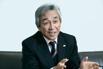 カゴメの寺田直行社長は「働き方の改革は生き方改革」と説く