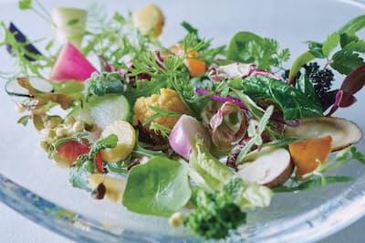 西と東と~お野菜たち