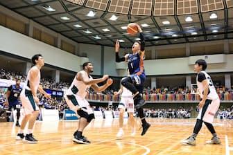 「横浜ビー・コルセアーズ」は試合中のストレスを練習で再現することを目指している(C)B-CORSAIRS/T.Osawa