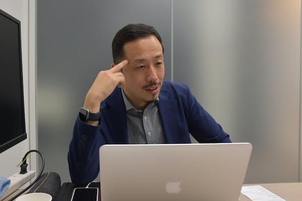 オイシックスドット大地執行役員COCOの奥谷孝司氏