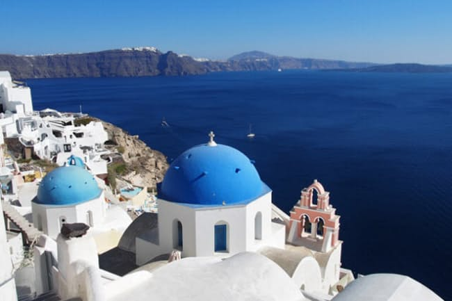 今注目のワイン産地、ギリシャ・サントリーニ島