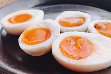 半熟塩卵は、コンビニで15年にわたるロングヒット商品