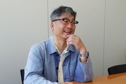モダン・ボーイズCOO兼謝罪マスターの竹中功氏