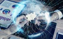 取引相手の仕事に対する品質や信頼性は、全てブロックチェーン上に記録される