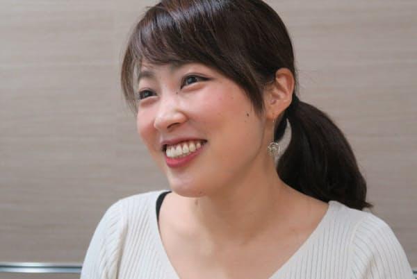 「マッキンゼーとお笑いは遠い世界のようで同じことを言っている」と語る石井てる美氏