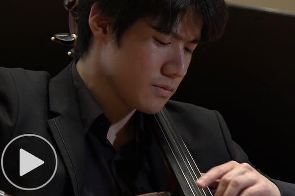 チェリスト伊藤悠貴 英国殿堂でラフマニノフ