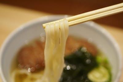 宇和島うどんや和食が楽しめる「らんまる」