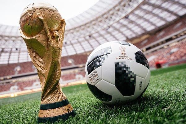 想像以上にサッカーボールは進化している(日経トレンディネットより)