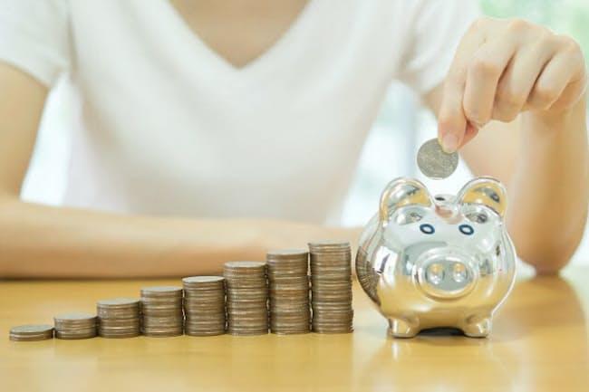 NMD(ノーマネーデー)貯金が増えている(写真はイメージ=PIXTA)