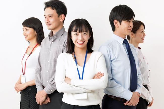 サーバント型のマネジャーが転職市場で人気を集めている。写真はイメージ=PIXTA