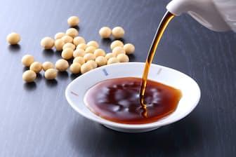 和食の味つけに欠かせないしょうゆ 写真はイメージ=PIXTA