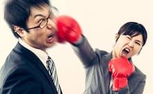 怒りをきちんとコントロールできるか