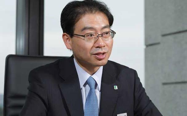 農林中央金庫 営業企画部部長(リサーチ・ソリューション担当) 小畑秀樹氏