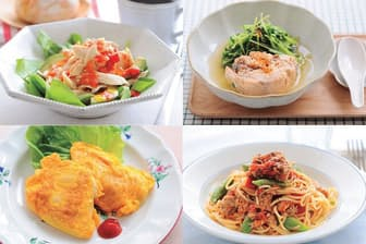 朝食べる鶏肉&魚の水煮缶で体の中から若返ることができる