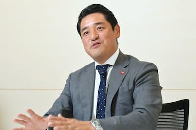 石田博基 BASFジャパン社長