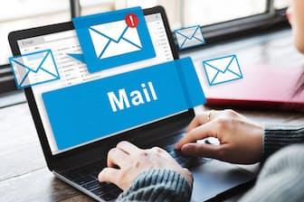 メールはツール活用でもっと効率化できる(写真はイメージ=PIXTA)