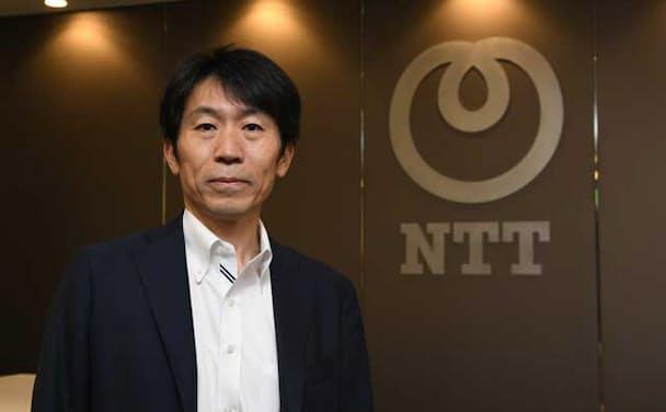 NTT 研究企画部門担当部長(食農プロデュース担当) 久住嘉和氏