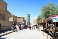 中央アジアの旧ソ連諸国のひとつ、ウズベキスタン。訪れる日本人観光客は、まださほど多くない=PIXTA