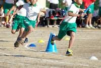 クラス対抗のリレー走者は大幅に減らして「効率化」する(写真はイメージ)=PIXTA