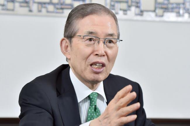 学校法人京都学園の理事長として、大学改革を進める日本電産の永守重信会長兼CEO